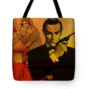 James Bond Tote Bag