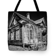 James Cain House Tote Bag