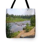 James Creek Pond Tote Bag