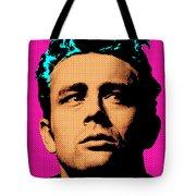 James Dean 001 Tote Bag