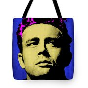 James Dean 002 Tote Bag