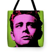 James Dean 003 Tote Bag