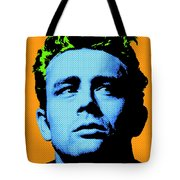 James Dean 004 Tote Bag