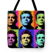 James Dean 006 Tote Bag
