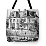 James Holly Residence Tote Bag