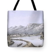 James River Canal Near The Mouth Tote Bag