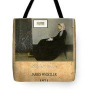 James Whistler 1 Tote Bag