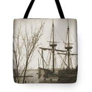 Jamestown 1607 Tote Bag