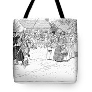 Jamestown Women, 1621 Tote Bag