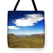 Jamison Valley Tote Bag