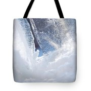 Jammer Abstract Schism 001 Tote Bag