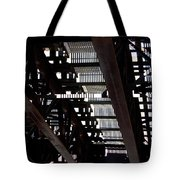 Jammer Architecture 008 Tote Bag