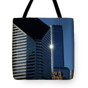 Jammer Architecture 012 Tote Bag