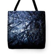 Jammer Blue Hematite 001 Tote Bag
