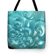Jammer Bubbling Sky Tote Bag