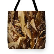 Jammer Corn Abstract 001 Tote Bag