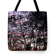 Jammer Cotton Candy Trees Tote Bag