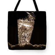 Jammer Crystal Ice Torch  Tote Bag