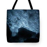 Jammer Deep Blue 002 Tote Bag