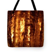 Jammer Fire And Ice 001 Tote Bag