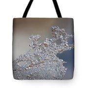 Jammer Fractal Ice 001 Tote Bag