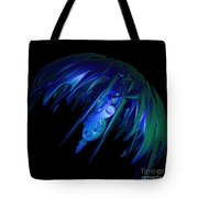 jammer Space Jelly  Tote Bag