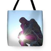 Jammer Sunny Thinker Tote Bag