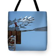 Jammer Windmill 001 Tote Bag