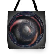 Jammer Worlds Within Tote Bag by First Star Art