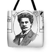 Jan Szczepanik (1872-1926) Tote Bag