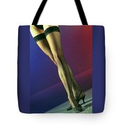 Jane Legs 1-1 Tote Bag