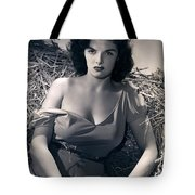 Jane Russell Tote Bag