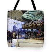 Jane's Carousel 2 In Dumbo - Brooklyn Tote Bag