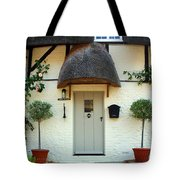 Janes Cottage Nether Wallop Tote Bag