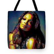 Janet Jackson Tote Bag