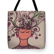 Jangle Girl Tote Bag