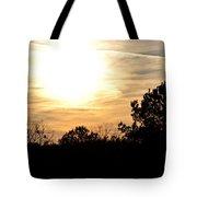 January 2013 Sunset Tote Bag