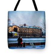January Afternoon Tote Bag