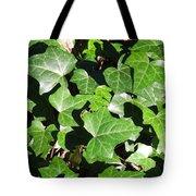January Greenery Tote Bag