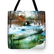 January Thaw Tote Bag