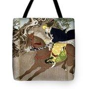 Japan Boshin War, 1868 Tote Bag