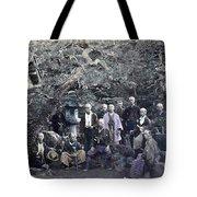 Japan Group Portrait, C1866 Tote Bag