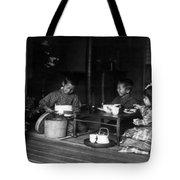Japan Tea Party Tote Bag