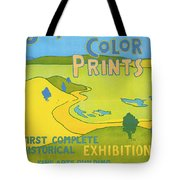Japanese Color Prints 1896 Tote Bag