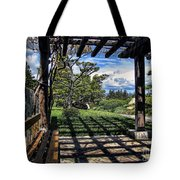 Japanese Garden Of Water And Fragrance 2 Tote Bag