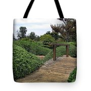 Japanese Garden Of Water And Fragrance 3 Tote Bag