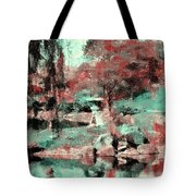 Japanese Garden's Tote Bag