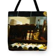 Japanese Kitchen And Sake Selection Tote Bag