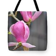 Japanese Magnolia Tote Bag by Sonali Gangane