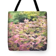 Japanese Maples Tote Bag